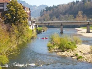 Descenso del Sella rio Sella